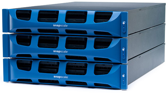 SnapScale X2 Clustered NAS Storage